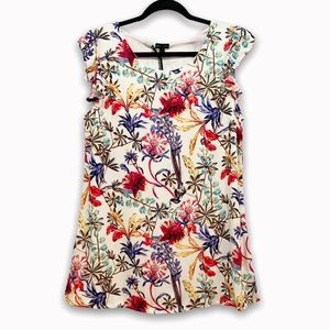 Coco + Carmen Floral Midi Dress